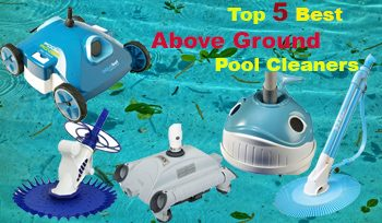 TOP 5 Best Above Ground Pool Cleaners
