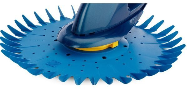 Barracuda quickly fits into your dedicated suction line or skimmer to help the pool cleaner