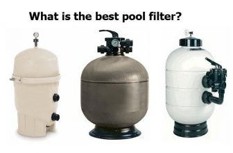 Filters for swimming pools on Intex Pool Pumps