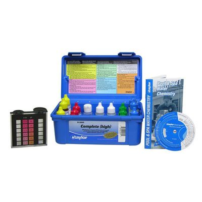Taylor K-2005 Deluxe DPD Pool Water Test Kit