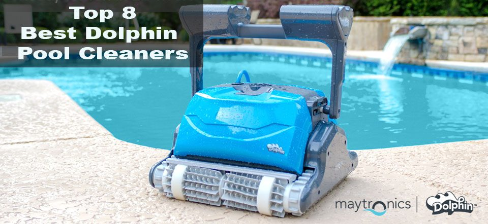 top 8 best dolphin pool cleaners