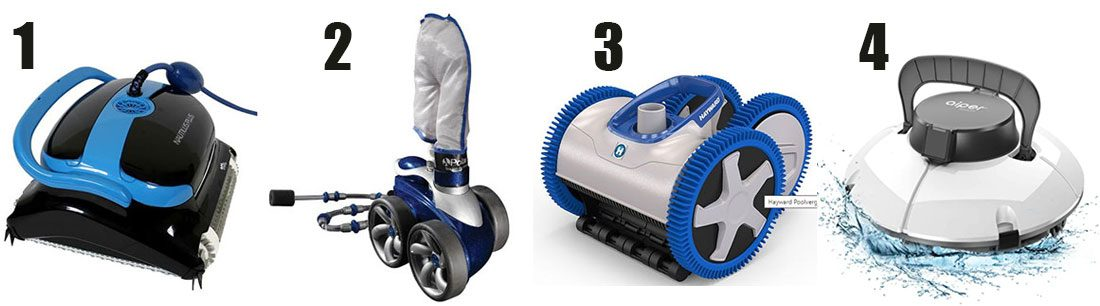 4 types of vacuums