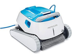 Dolphin Proteus DX5i Automatic Robotic Pool Cleaner